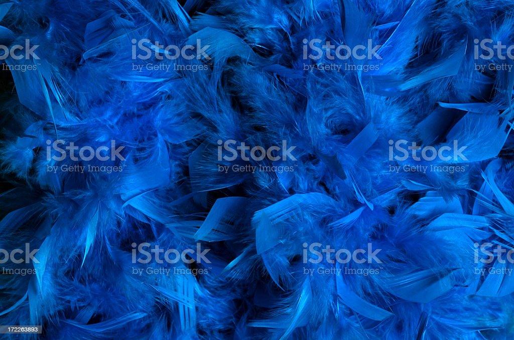 Deep Blue royalty-free stock photo