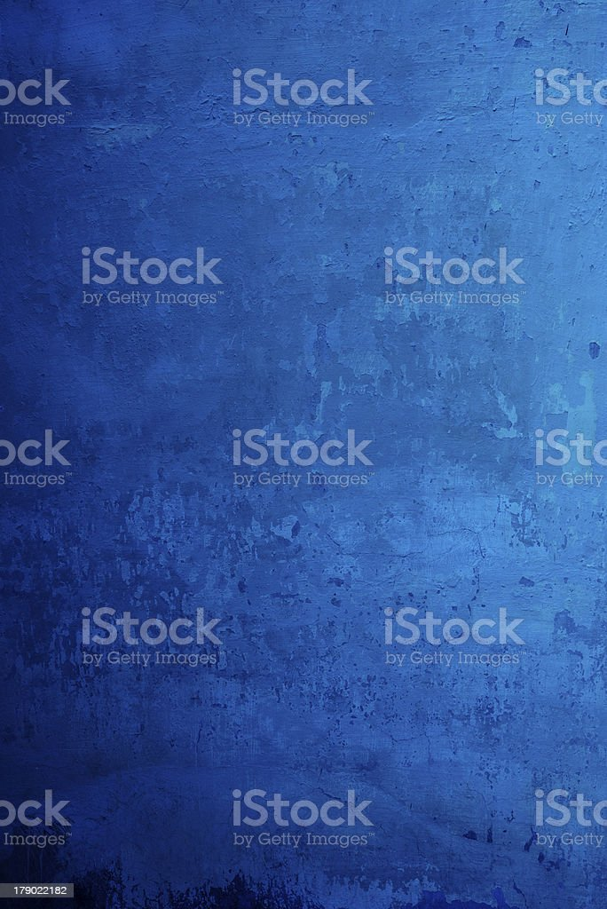 Deep blue stained background royalty-free stock photo