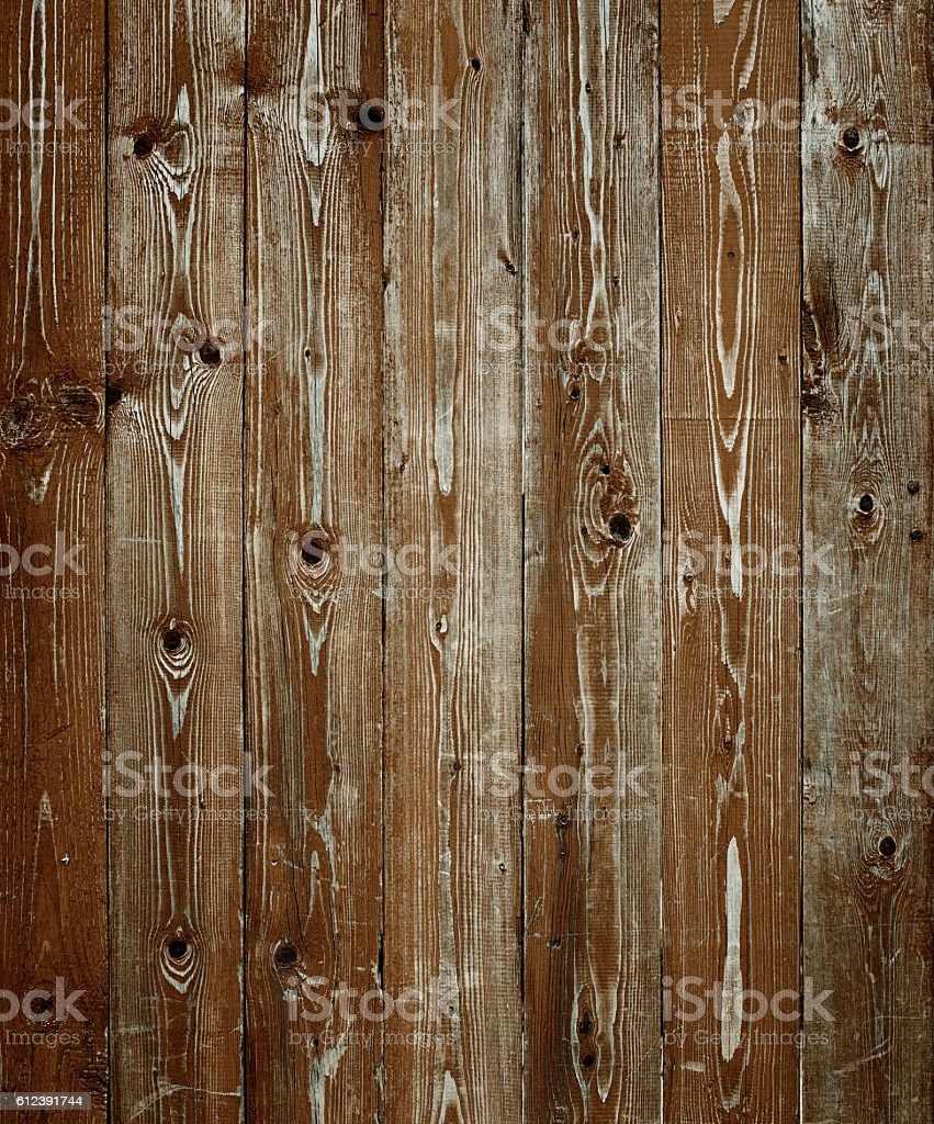 Deep Brown Wood Background stock photo