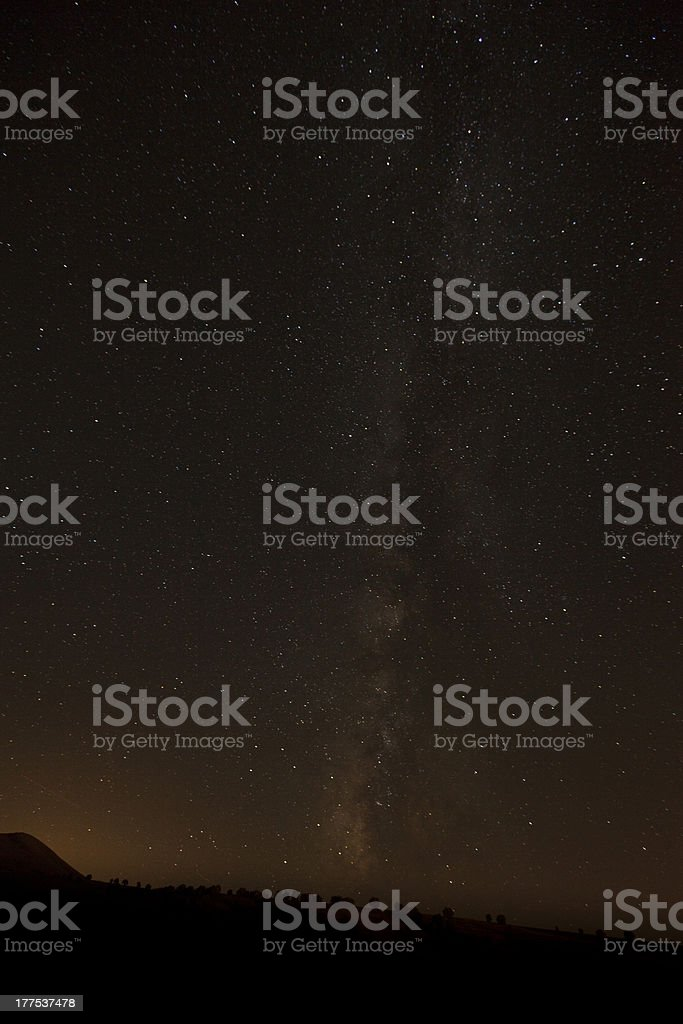 deep in space royalty-free stock photo