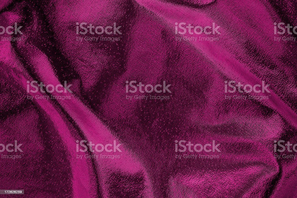 Deep purple shimmer fabric texture royalty-free stock photo