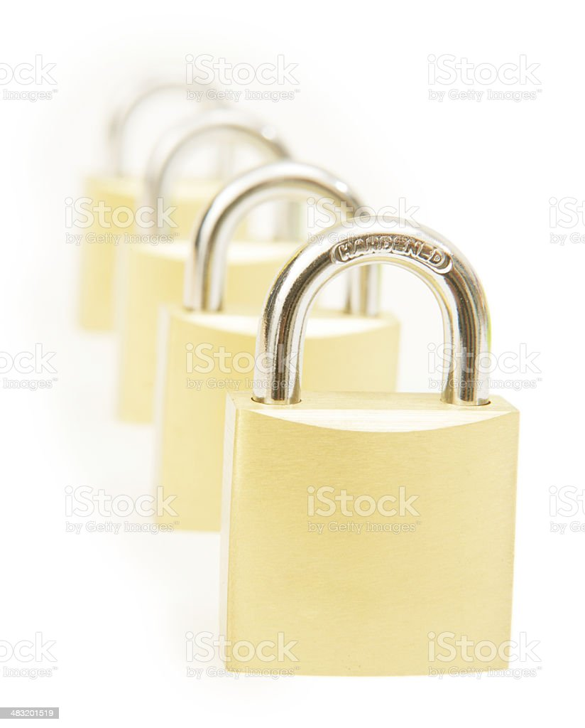 Deep Security royalty-free stock photo