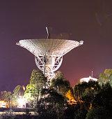 Deep Space Tracking Dish
