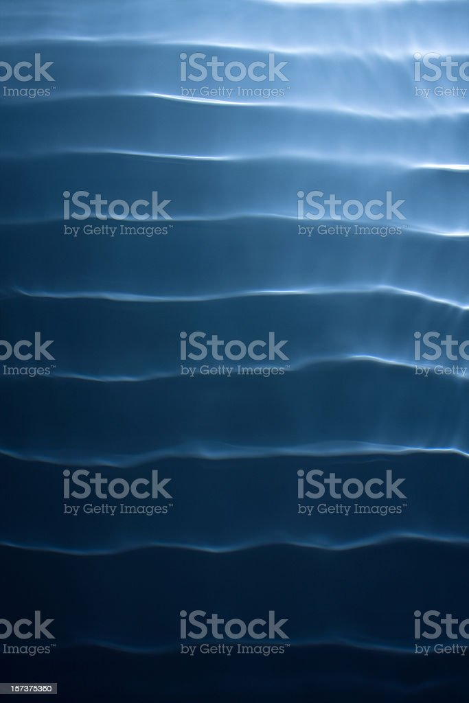 Deep water Background (see link below for more liquid pictures) royalty-free stock photo