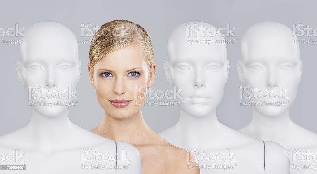 Define yourself stock photo