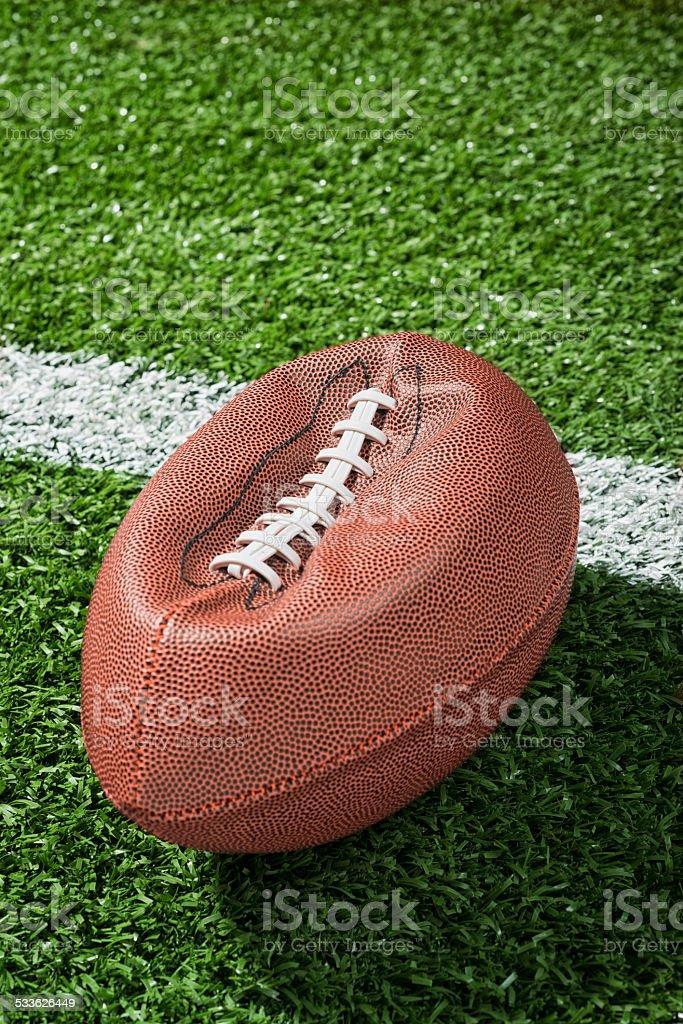 Deflated Football Controversy stock photo