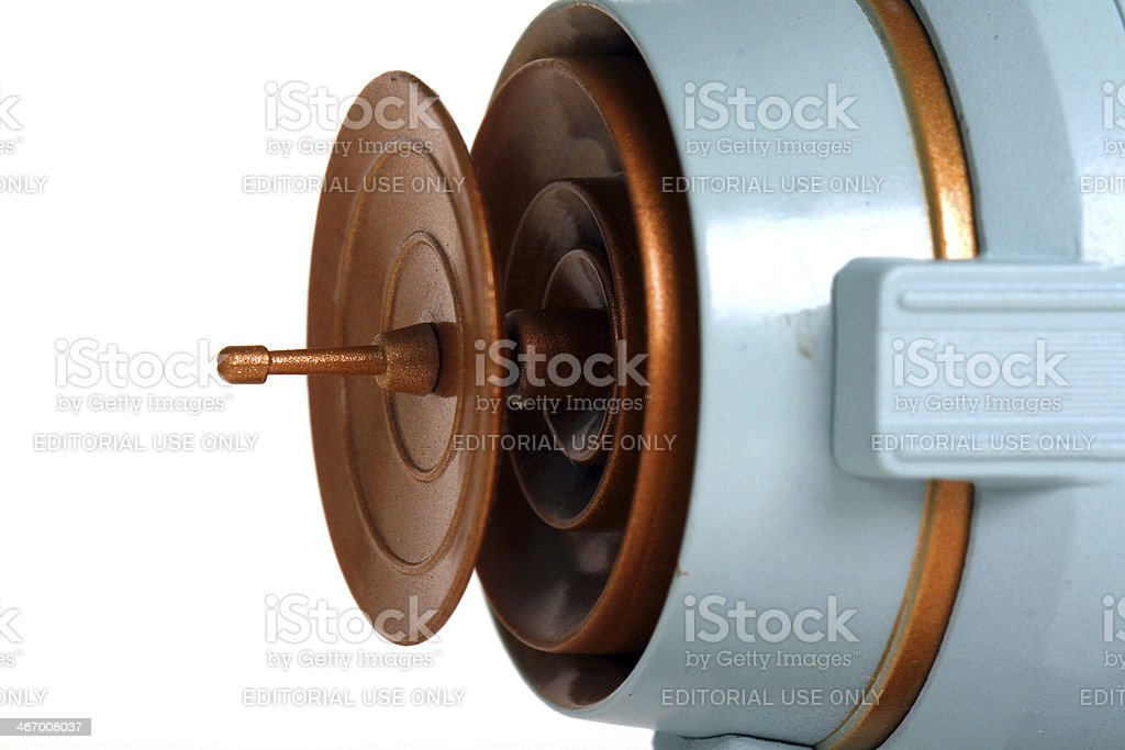 Deflector Dish royalty-free stock photo