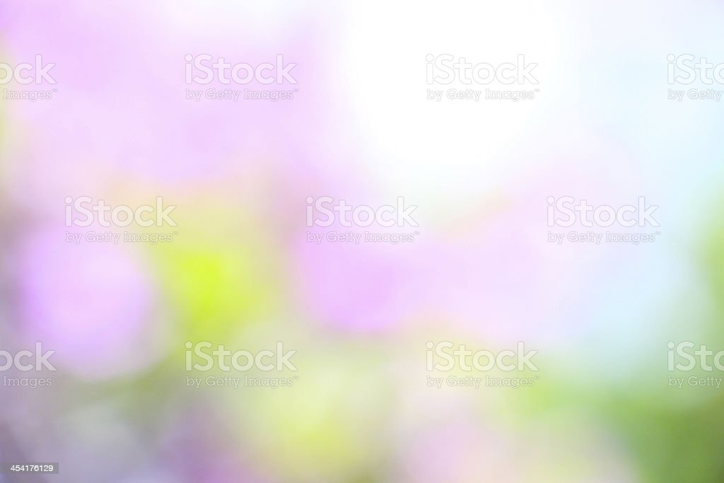 Defocus Light Colors Background royalty-free stock photo
