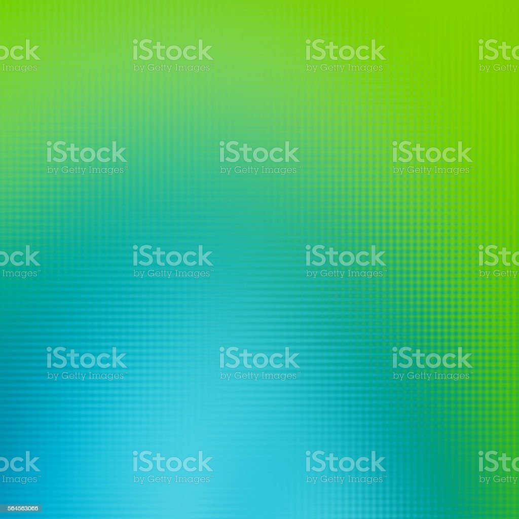 Defocused Blue Green Abstract Background Halftone Pattern stock photo