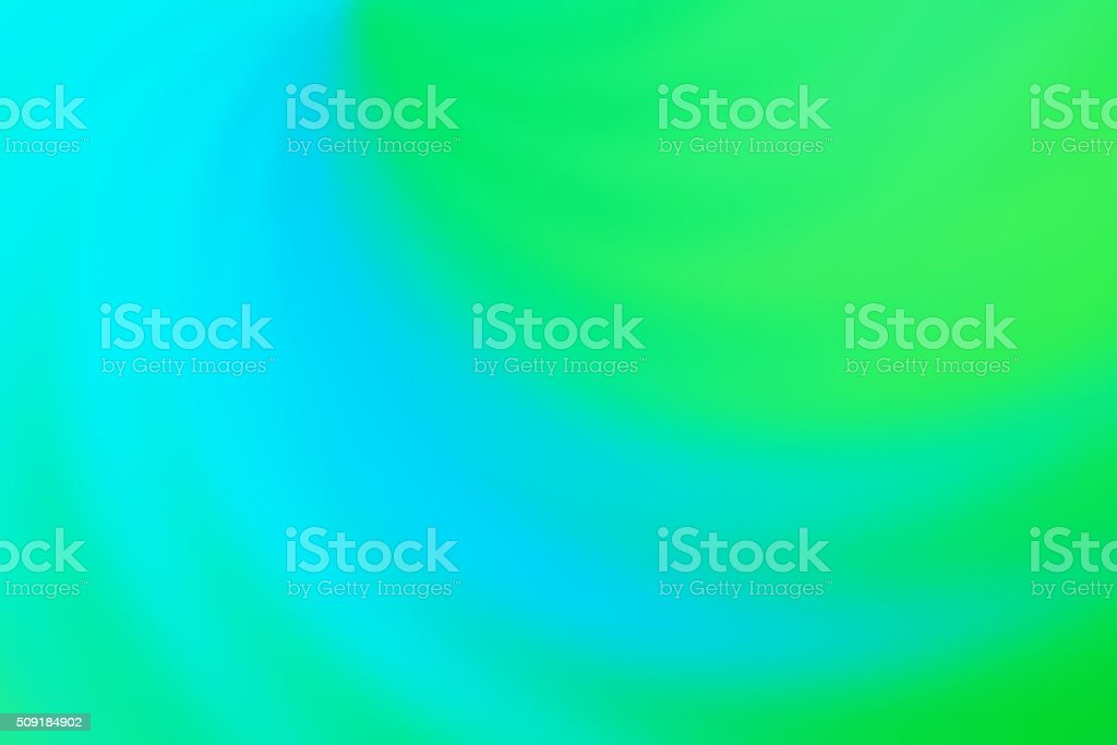 Defocused Blue Green Blurred Abstract Background stock photo