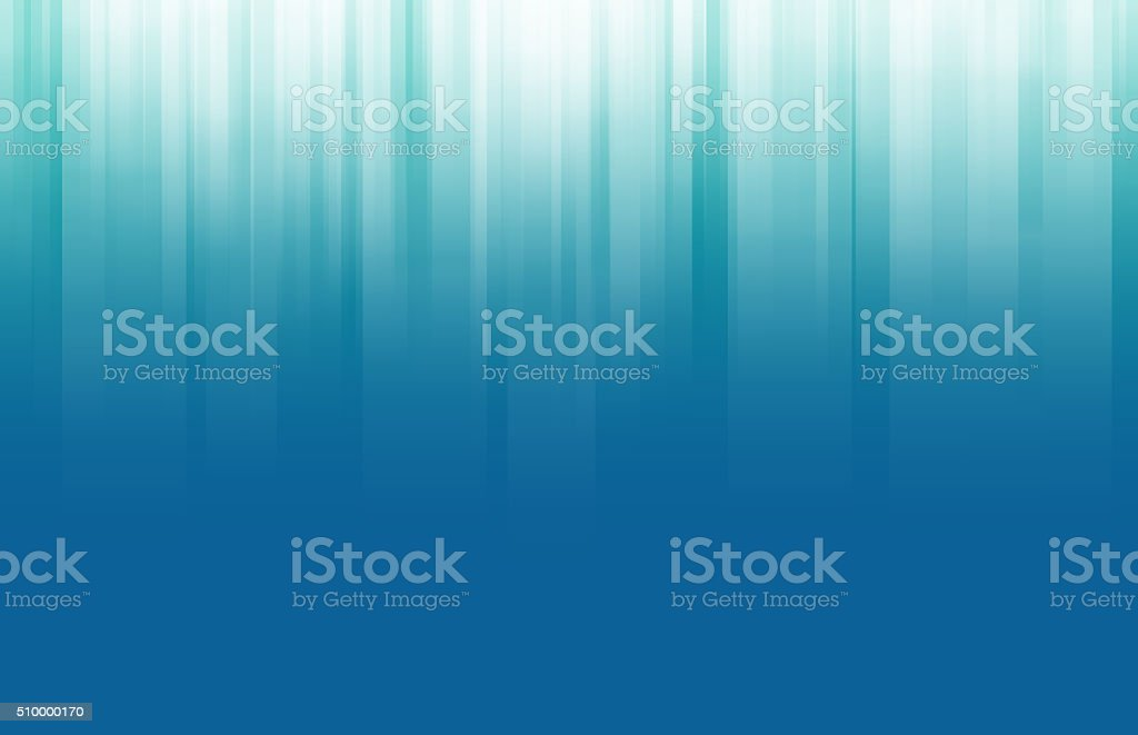 Defocused Blurred Soft Abstract Background Blue vector art illustration