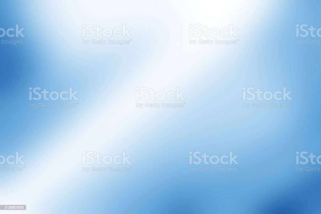 Defocused Blurred Soft Abstract Background Blue stock photo