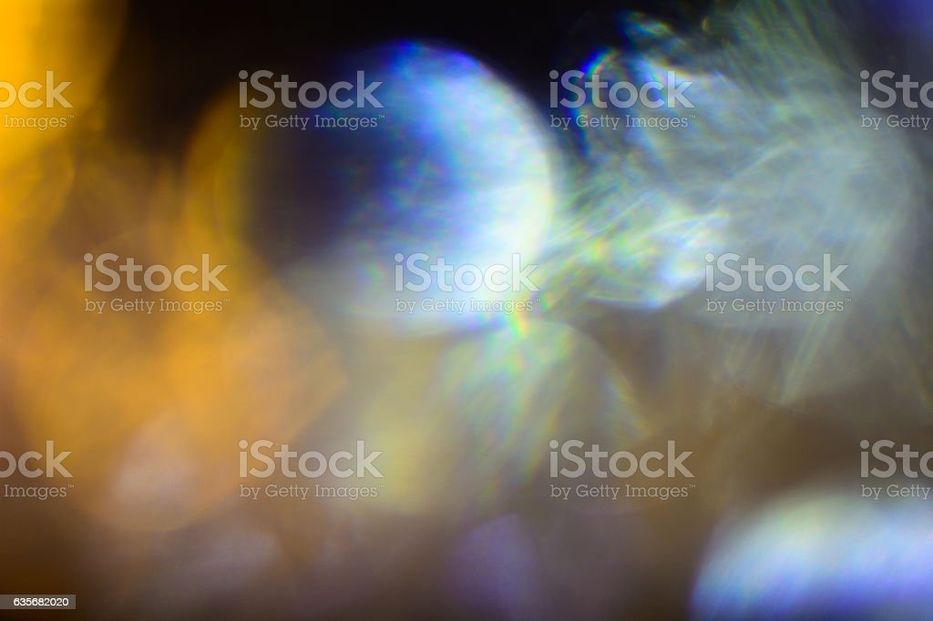 Defocused Crystal Background stock photo