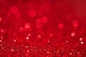 Defocused Glitter Background