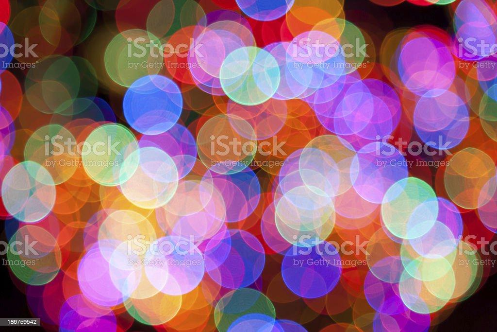 Defocused Glittering Background royalty-free stock photo