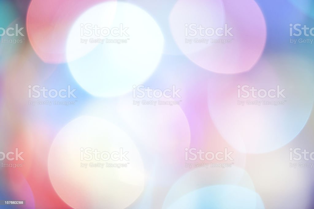 Defocused Light. Abstract Background stock photo