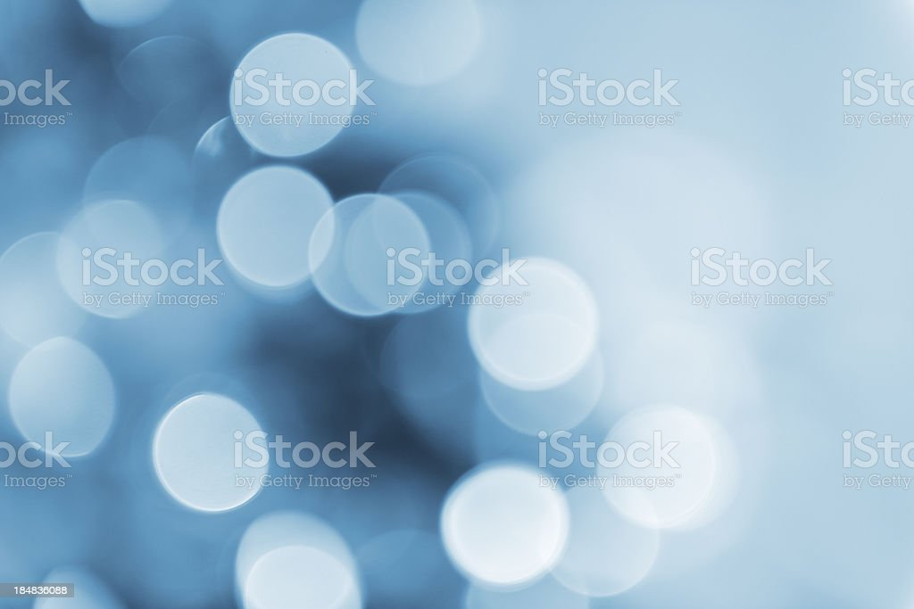 Defocused light background stock photo