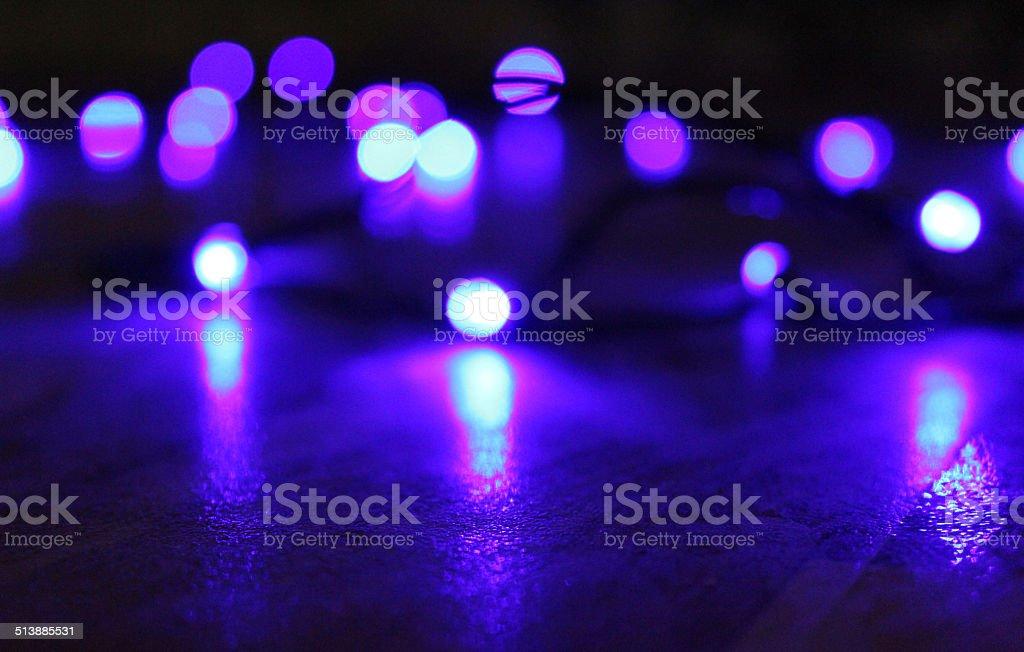 Defocused Lighting stock photo