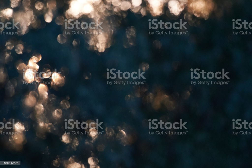 defocused lights background, nature abstract stock photo
