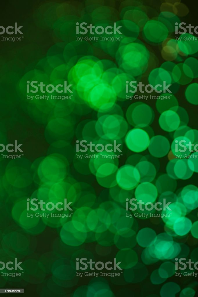 Defocused lights background royalty-free stock photo