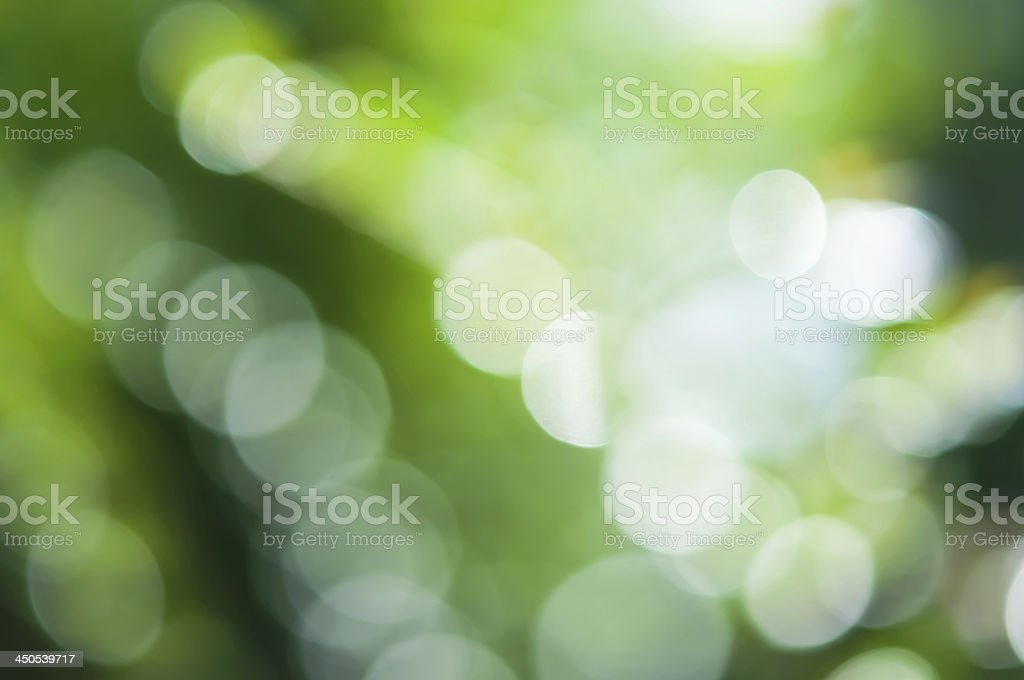 Defocused lights stock photo