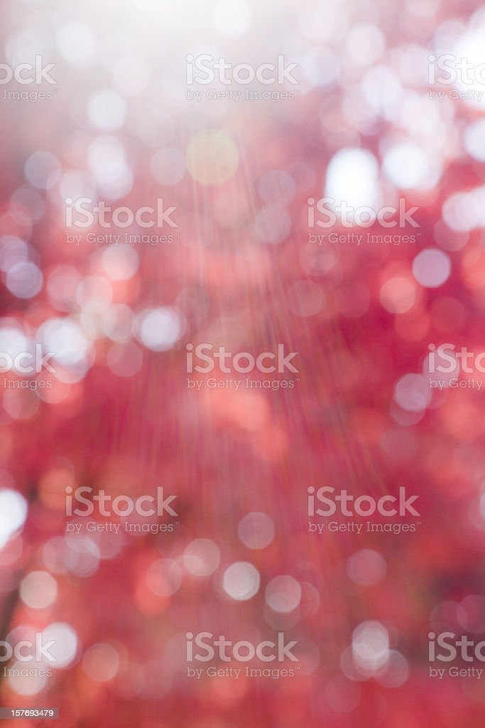 Defocused Pattern of Light, Valentine Day, Holiday Background stock photo