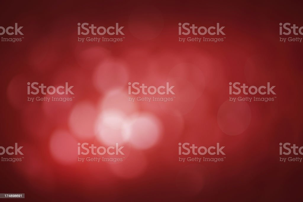 Defocused red background royalty-free stock photo