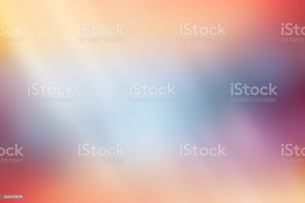 Defocused Serenity Blurred Blue Purple Abstract Background stock photo