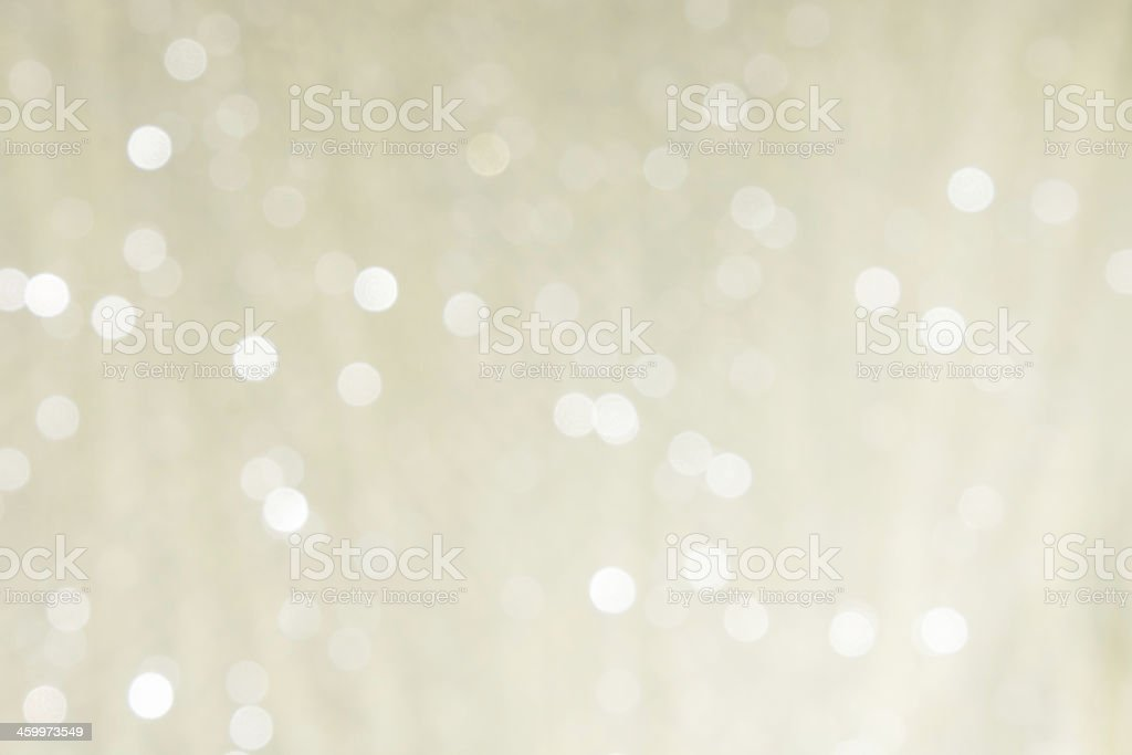Defocused sparkly background, champagne colour. royalty-free stock photo