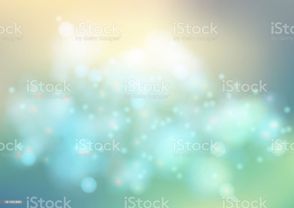 Defocussed background lights royalty-free stock photo