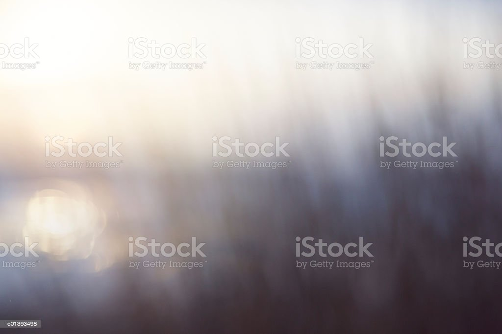 Defocussed sand dune grasses background- Cornwall stock photo