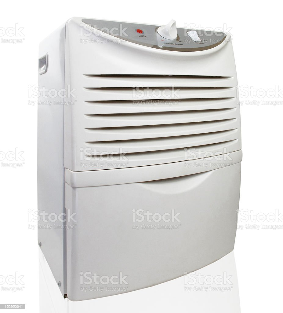 Dehumidifier stock photo