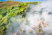 Deildartunguhver hot spring, Iceland