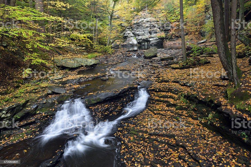 Delaware Water Gap National Recreation Area stock photo
