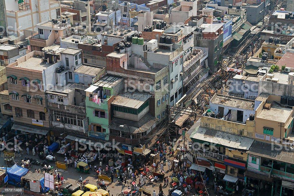 Delhi, India royalty-free stock photo