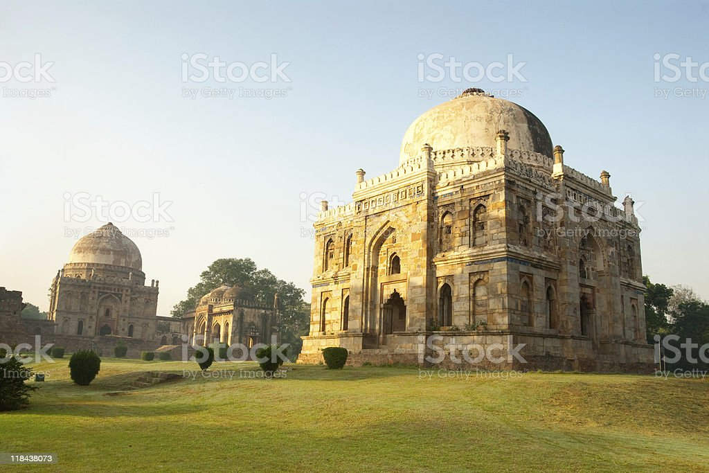 Delhi stock photo