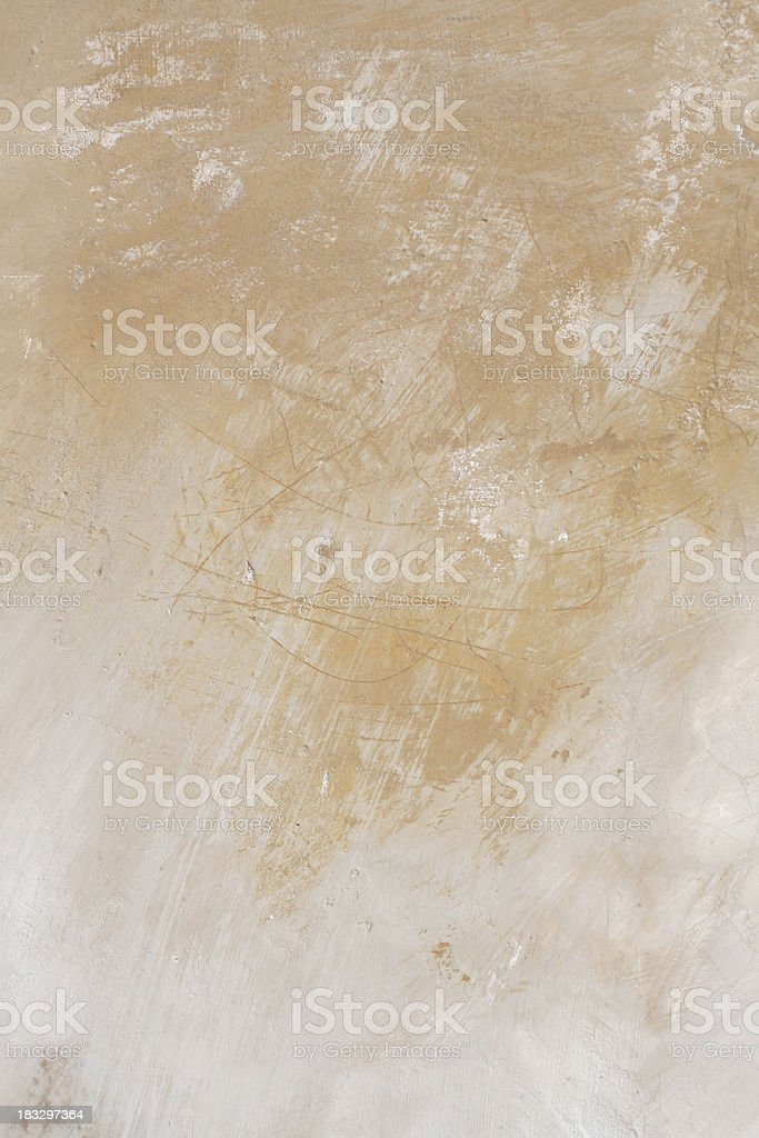 Delicate grungy Roman wall texture background, Rome Italy royalty-free stock photo
