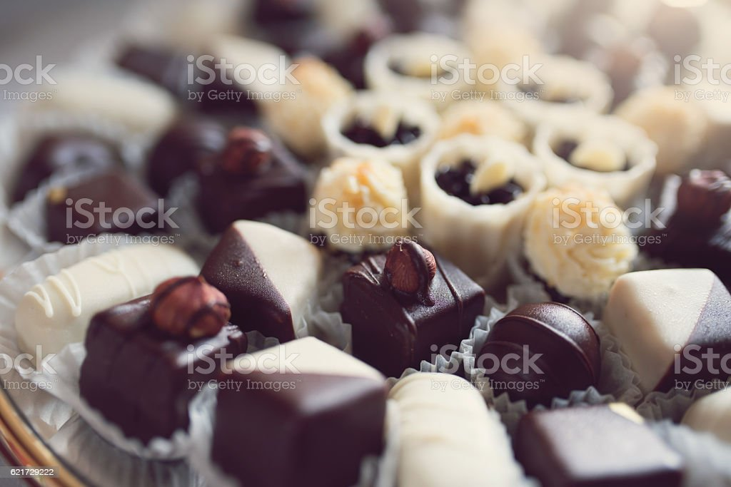 Delicious and irresistible stock photo