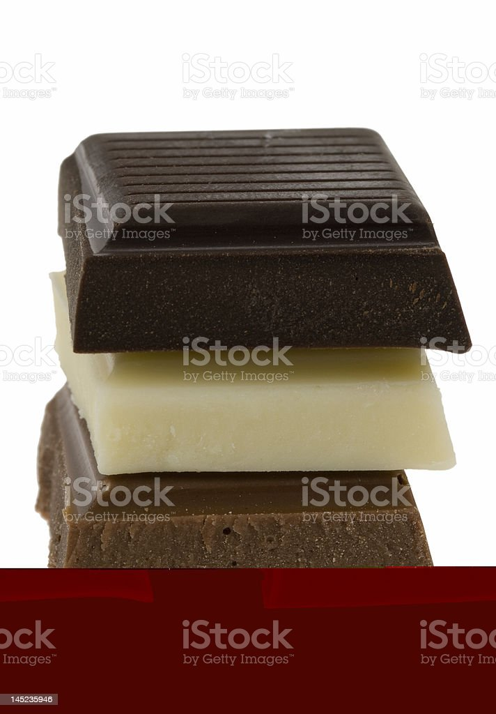 delicious chocolate royalty-free stock photo