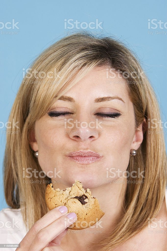 Delicious Cookie royalty-free stock photo