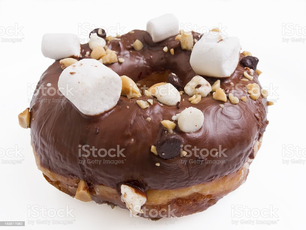 Delicious Donut royalty-free stock photo