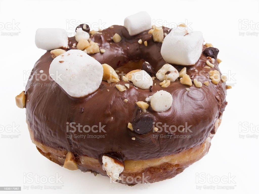 Delicious Donut stock photo