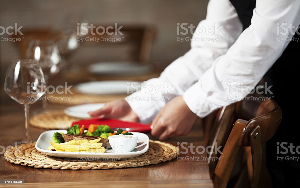 Delicious Food stock photo