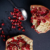 Delicious fruit garnet