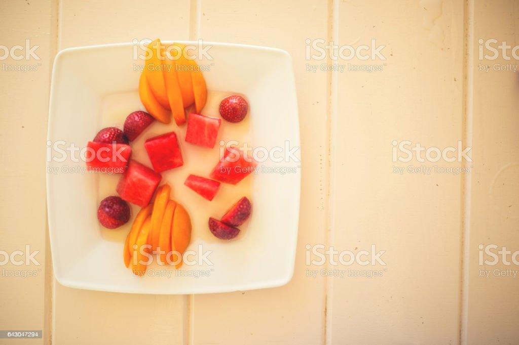 Delicious fruit stock photo