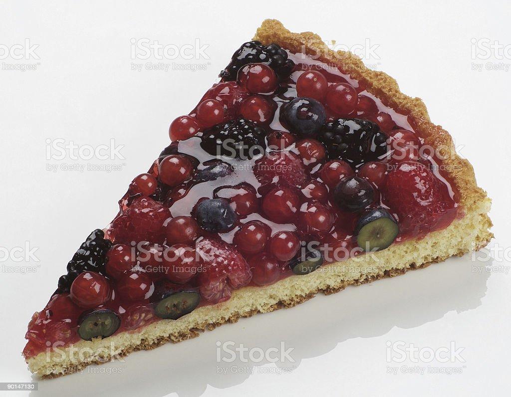 Вкусные фрукты тарт Стоковые фото Стоковая фотография