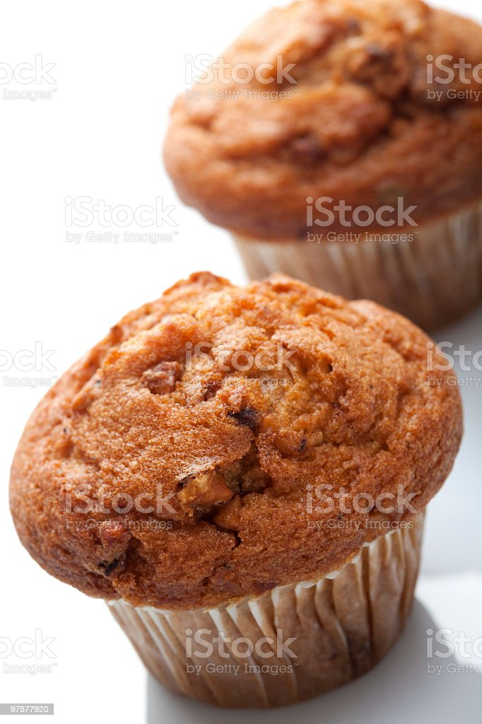 Delicious muffins royalty-free stock photo