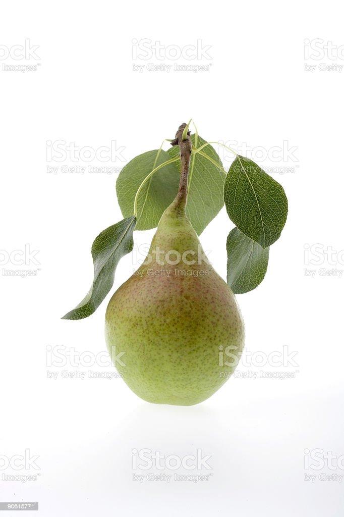 Delicious pear stock photo