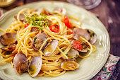 Delicious Spaghetti alla Vongole