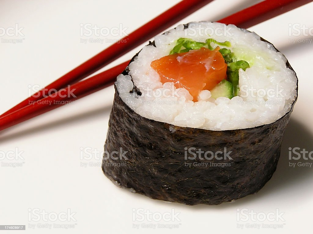 Delicious starter royalty-free stock photo